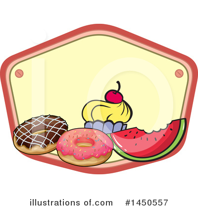 Cupcake Clipart #1450557 by Graphics RF