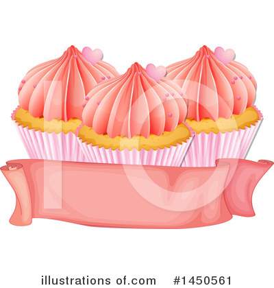 Cupcake Clipart #1450561 by Graphics RF