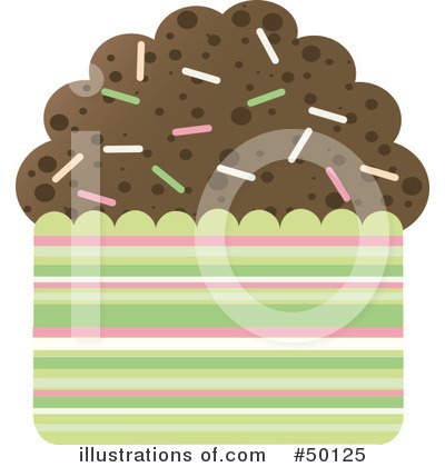 Cake Clipart #50125 by Melisende Vector