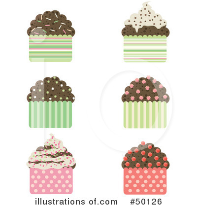 Cake Clipart #50126 by Melisende Vector