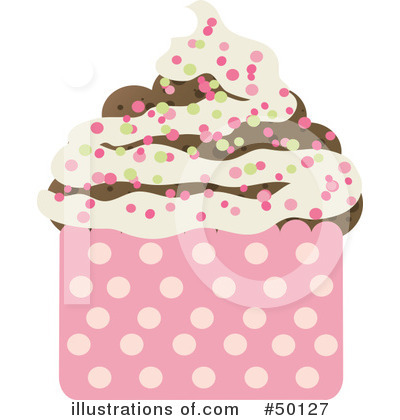 Cake Clipart #50127 by Melisende Vector