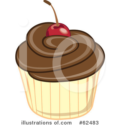 Cake Clipart #62483 by Pams Clipart