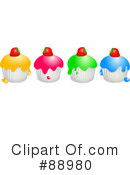 Cupcake Clipart #88980
