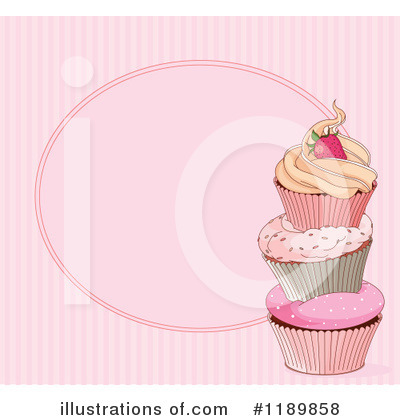 Cupcake Clipart #1189858 by Pushkin