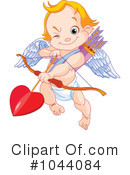 Royalty-Free (RF) Cupid Clipart Illustration #1044084