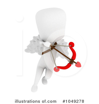 Cupid Clipart #1049278 by BNP Design Studio