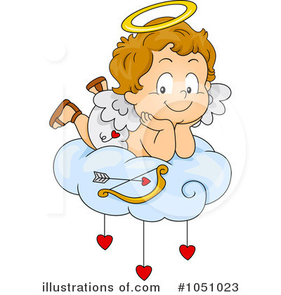 Cupid Clipart #1051023 by BNP Design Studio