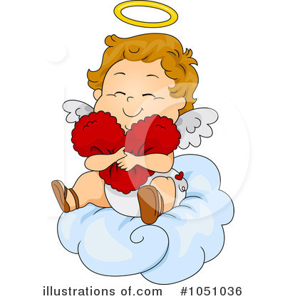Cupid Clipart #1051036 by BNP Design Studio