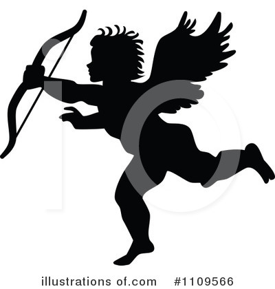 Cupid Clipart #1109566 by Prawny Vintage