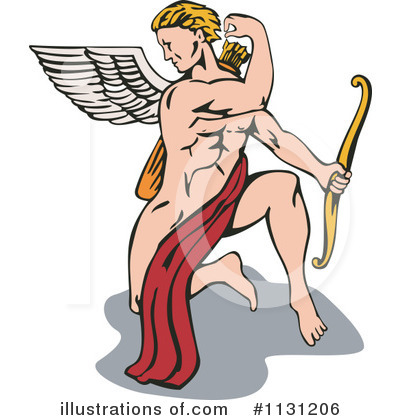 Cupid Clipart #1131206 by patrimonio