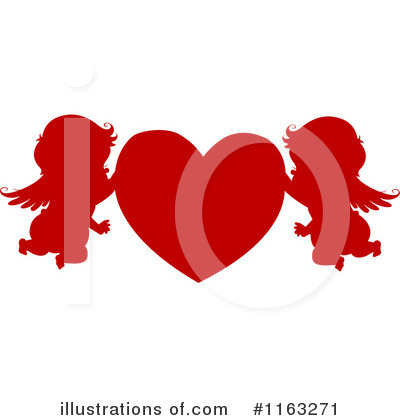 Cupid Clipart #1163271 by BNP Design Studio