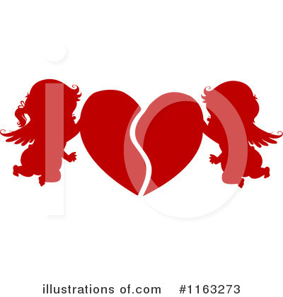 Cupid Clipart #1163273 by BNP Design Studio