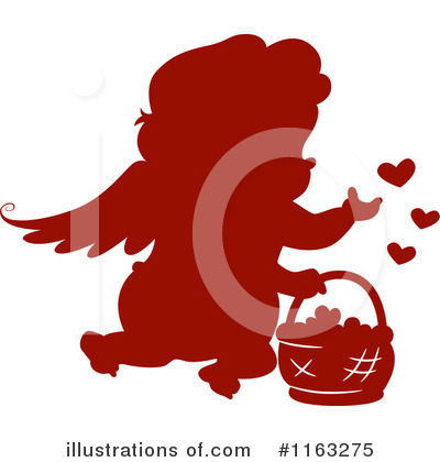 Cupid Clipart #1163275 by BNP Design Studio