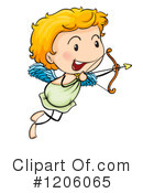 Cupid Clipart #1206065 by Graphics RF