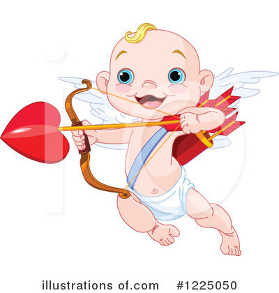 Cupid Clipart #1225050 by Pushkin