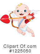 Royalty-Free (RF) Cupid Clipart Illustration #1225050