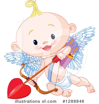 Cupid Clipart #1288846 by Pushkin