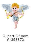 Cupid Clipart #1358873 by AtStockIllustration