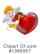 Cupid Clipart #1365957 by AtStockIllustration