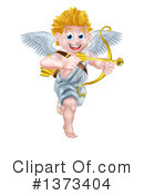 Cupid Clipart #1373404 by AtStockIllustration