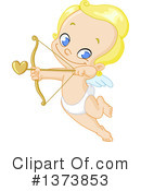 Royalty-Free (RF) Cupid Clipart Illustration #1373853