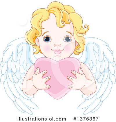 Cupid Clipart #1376367 by Pushkin