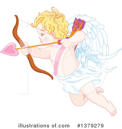 Cupid Clipart #1379279 by Pushkin