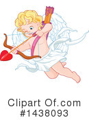Cupid Clipart #1438093 by Pushkin
