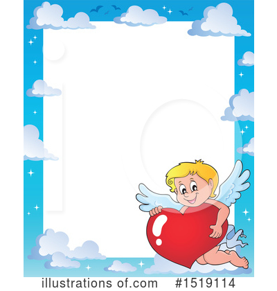 Cupid Clipart #1519114 by visekart