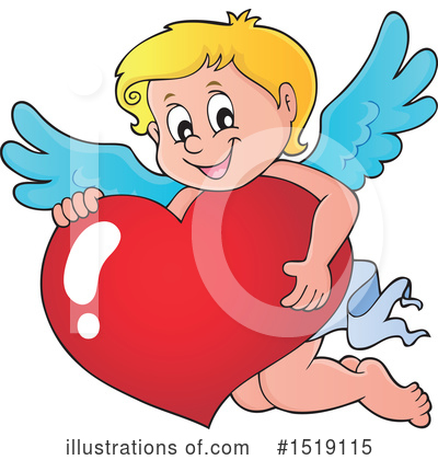Cupid Clipart #1519115 by visekart