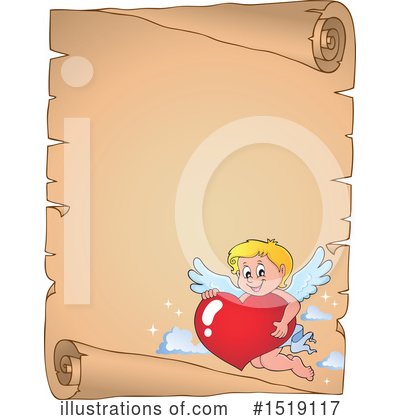 Cupid Clipart #1519117 by visekart
