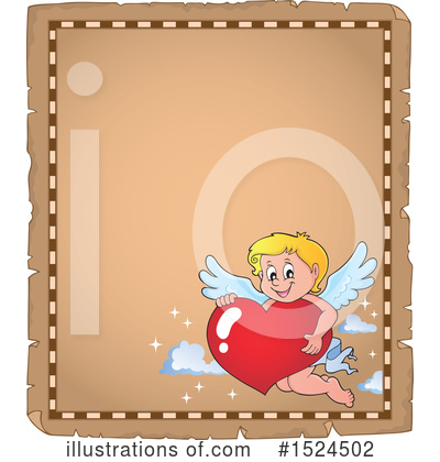 Cupid Clipart #1524502 by visekart