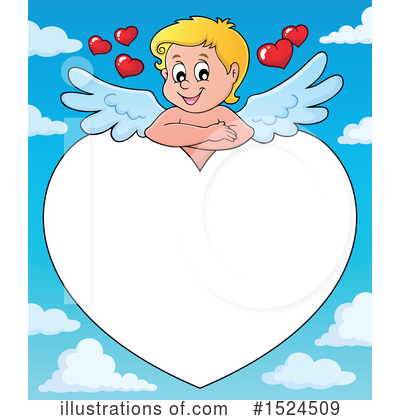 Cupid Clipart #1524509 by visekart