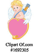 Cupid Clipart #1692305 by Pushkin