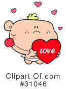Cupid Clipart #31046 by Hit Toon