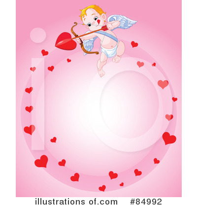 Angel Clipart #84992 by Pushkin