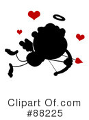 Cupid Clipart #88225 by Hit Toon