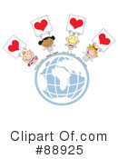 Cupid Clipart #88925 by Hit Toon
