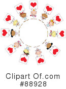 Cupid Clipart #88928 by Hit Toon