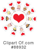Cupid Clipart #88932 by Hit Toon