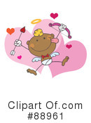 Royalty-Free (RF) Cupid Clipart Illustration #88961