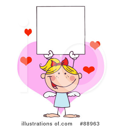 Cupid Clipart #88963 by Hit Toon