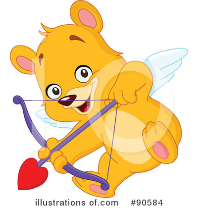 Teddy Bear Clipart #90584 by yayayoyo