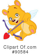 Royalty-Free (RF) Cupid Clipart Illustration #90584