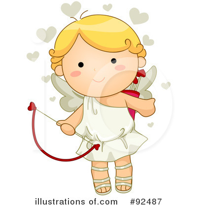 Cupid Clipart #92487 by BNP Design Studio