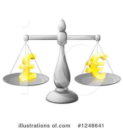 Royalty-Free (RF) Currency Clipart Illustration by AtStockIllustration - Stock Sample #1248641