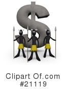 Currency Clipart #21119 by 3poD