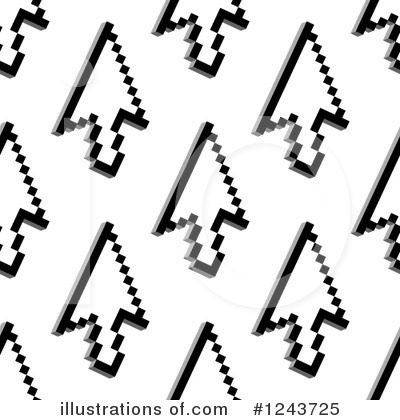 Arrows Clipart #1243725 by Vector Tradition SM