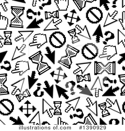Arrows Clipart #1390929 by Vector Tradition SM