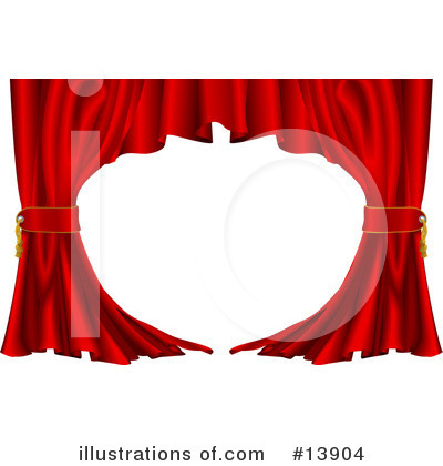Theater Clipart #13904 by AtStockIllustration